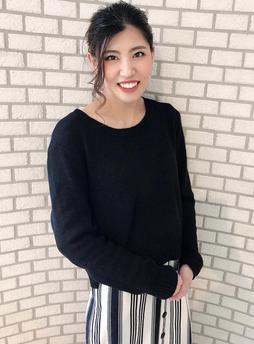横田 智佳